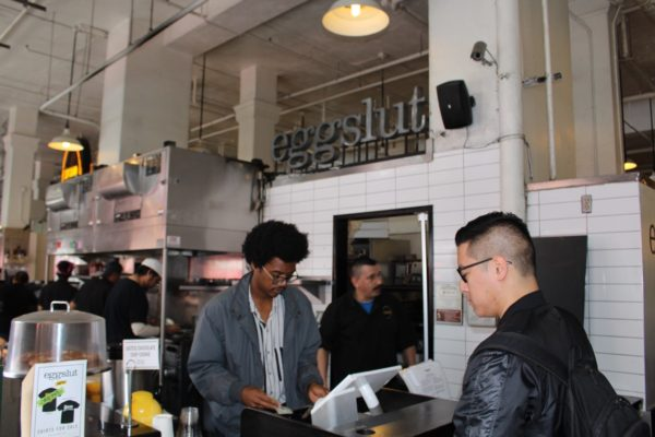 EggSlut The Grand Central Market: what to do in downtown LA