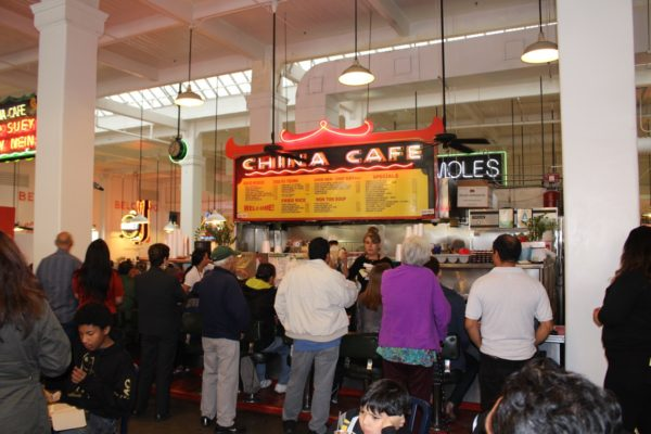 The Grand Central Market: what to do in downtown LA