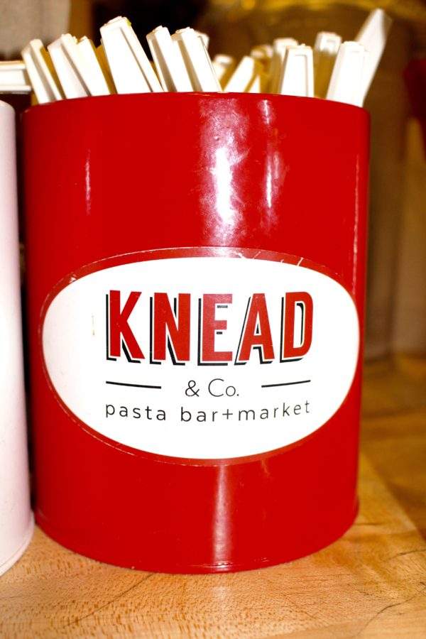 Knead Pasta Bar + Market -what to do in downtown LA