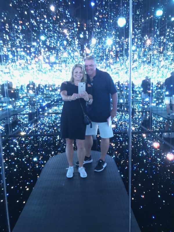 visit to the Broad