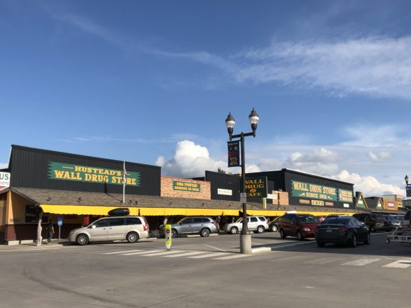 a visit to Wall Drug