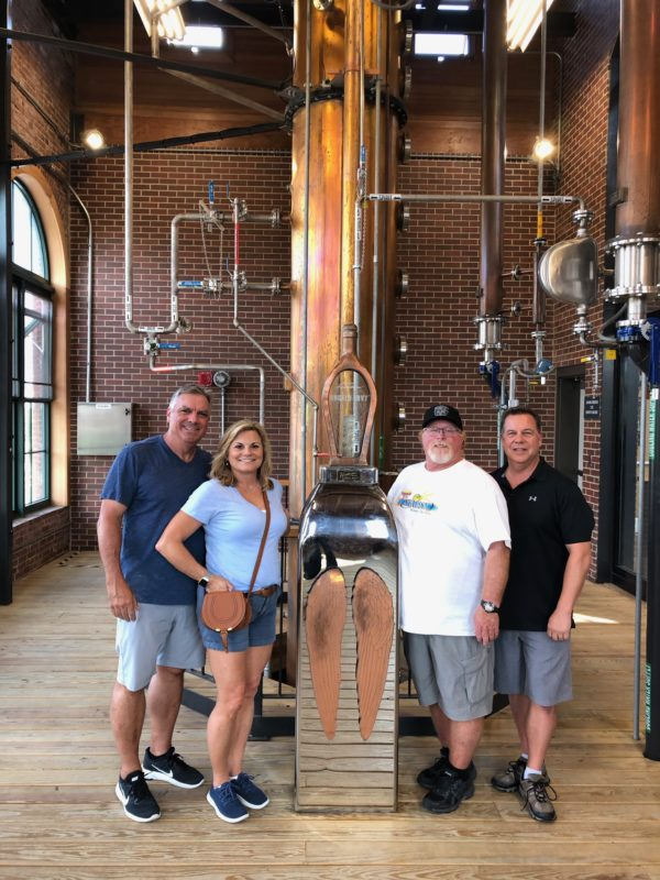 trip to the Bourbon Trail