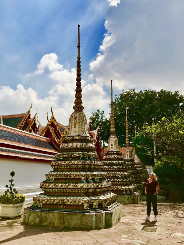 Ten reasons to visit Thailand - the many many temples.