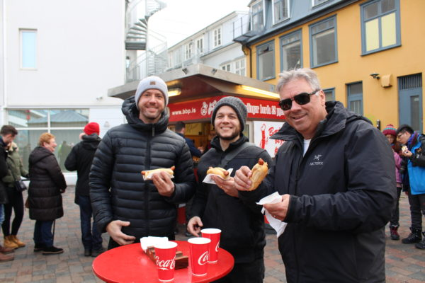 the food of Iceland