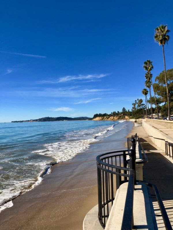 a luxury getaway in Southern California