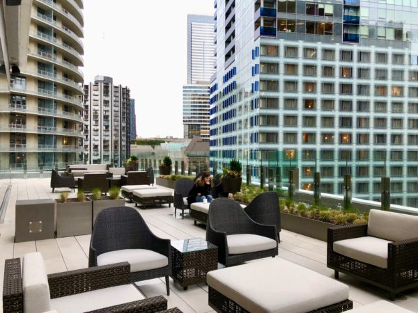 new Hyatt Regency Seattle