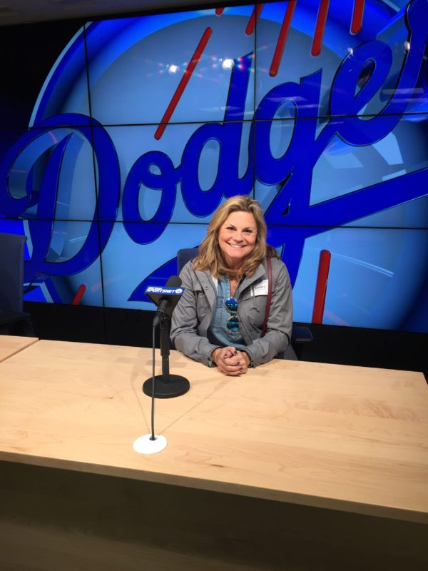 Tour of Dodger Stadium