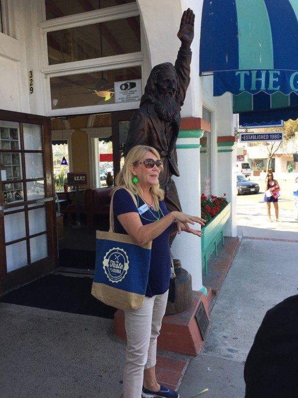 Savor Laguna: Walking tour in Laguna Beach