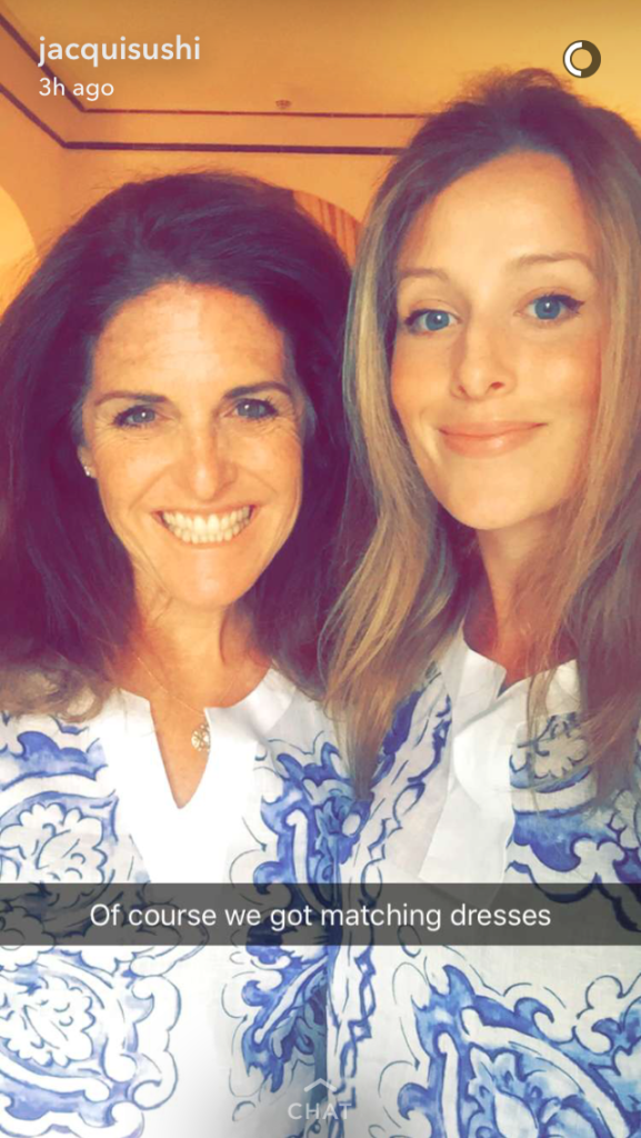 mother/daughter trip to Italy