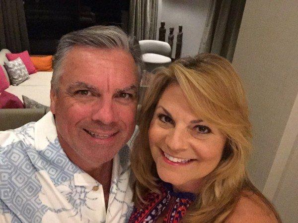 Presidential Suite Selfie - Maui