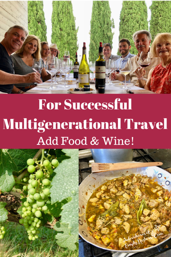 successful multigenerational travel