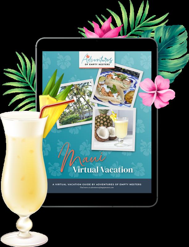 Virtual Vacation Maui Style
