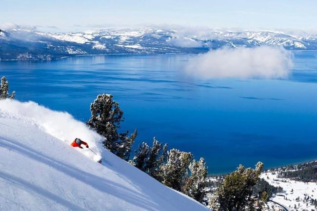 ski Heavenly