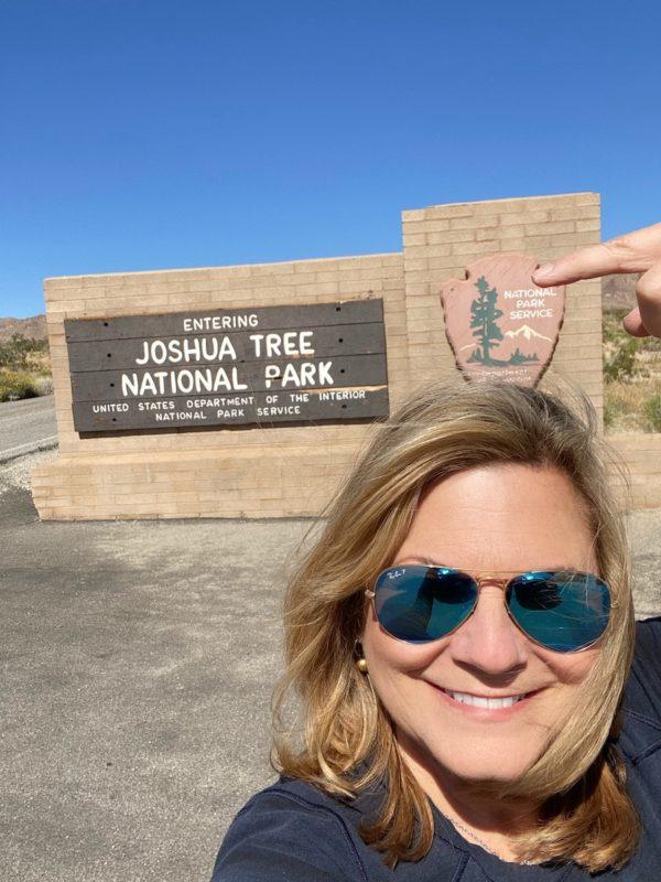 visit to Joshua Tree National Park