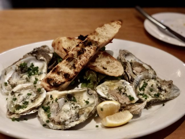where to eat oysters in Nashville