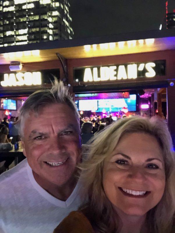 Jason Aldean's in Nashville
