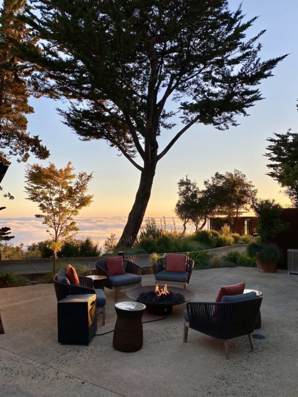 luxury hotel Ventana Big Sur