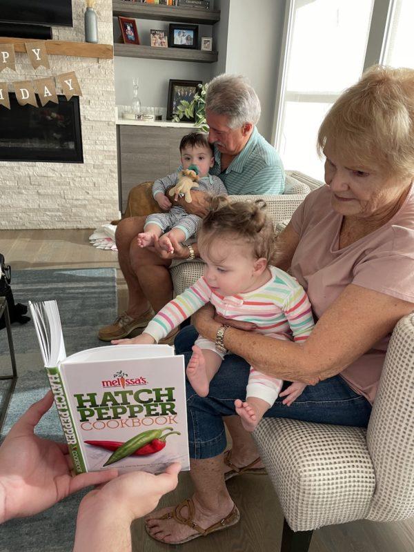 Hatch Pepper Cookbook