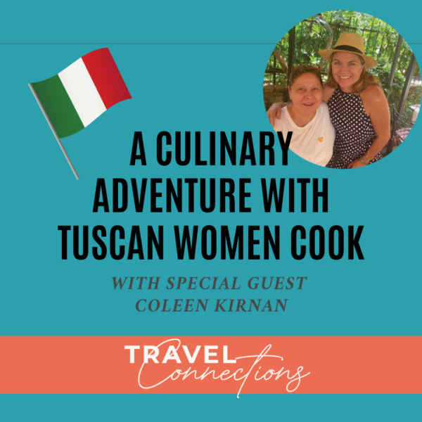 A Culinary Adventure with Tuscan Women Cook