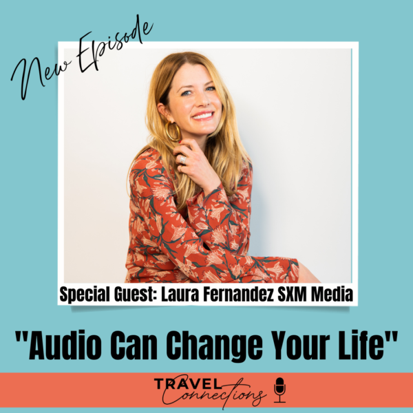 Audio Can Change Your Life! A Conversation with Laura Fernandez, SXM Media