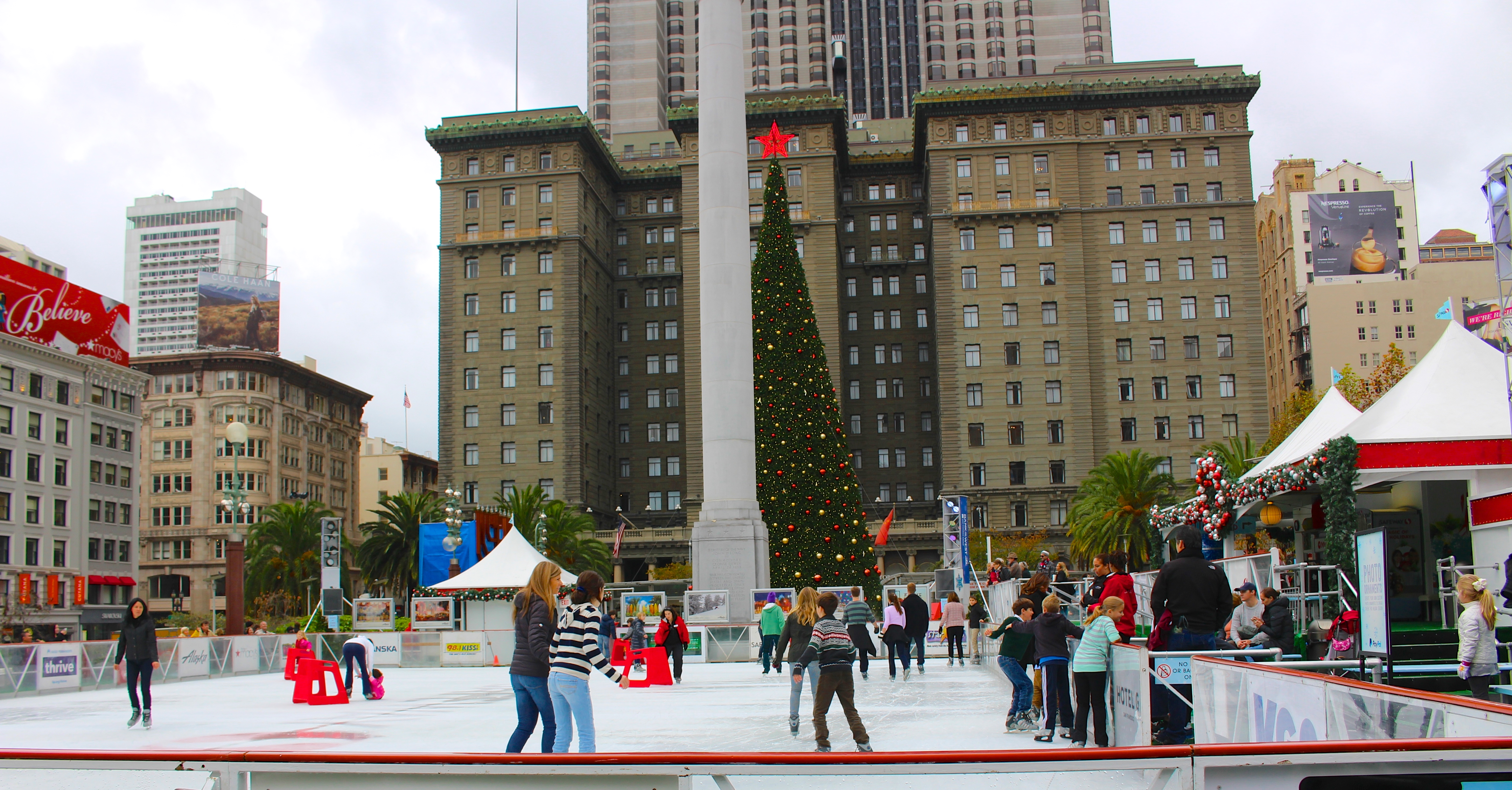 The Magic Of Christmas In San Francisco