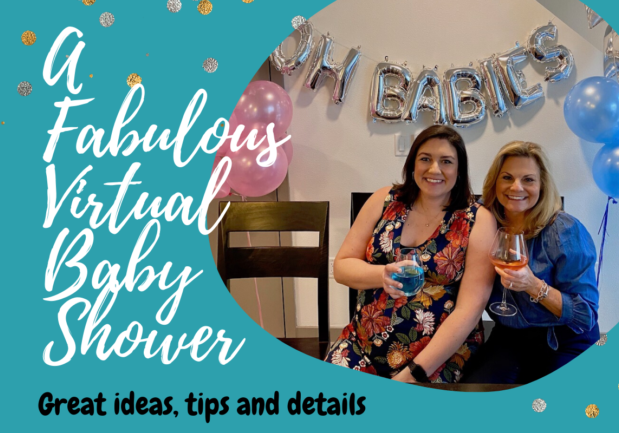 A Fabulous Virtual Baby Shower