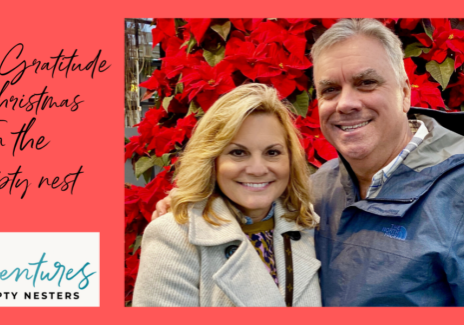 Love & grtitude at christmas In the Empty nest