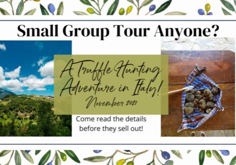 Small Group Tour Anyone_