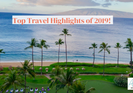 Top Travel Highlights of 2019g