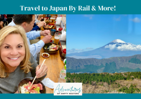 Travel to Japan By Rail & More!
